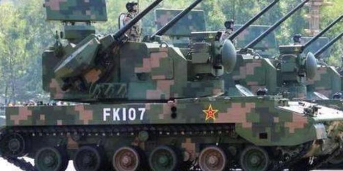 我軍雙35高炮該如何改進:可加裝防空導彈或降低口徑