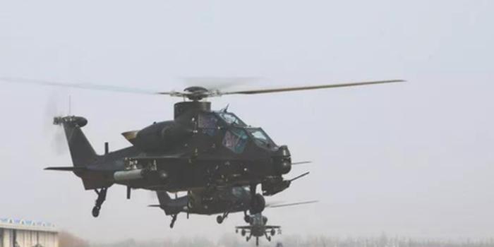 改进型直10装备部队 心脏病彻底治愈巴基斯坦或求购