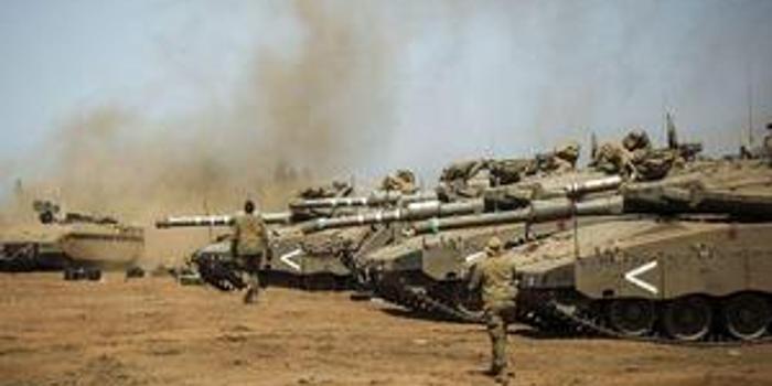 """剛從美國""""得到戈蘭高地"""" 以色列又瞄上約旦河西岸"""