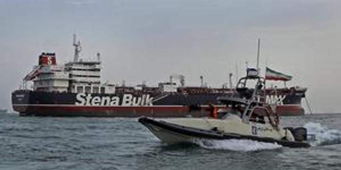 油輪遭伊朗扣押 英國將推動歐洲恢復對伊制裁?