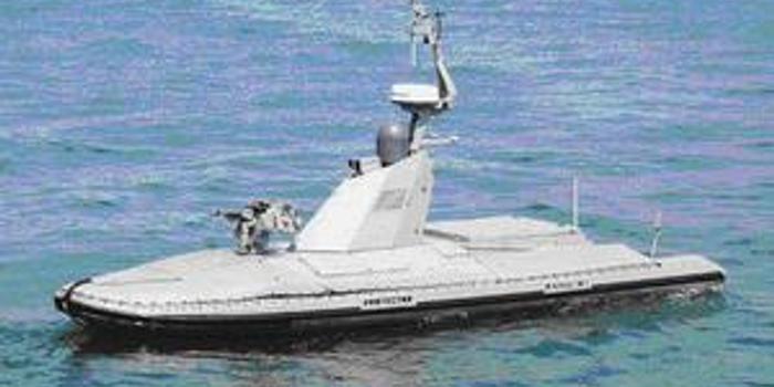 申博官網_美媒稱無人艦艇降低軍事行動門檻 增大海上沖突危險