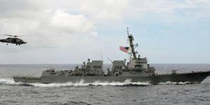 浙江3d走勢圖_外媒:美將首派海軍參加東盟軍演 計劃在南海周邊