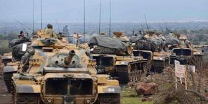 土耳其對敘北部庫爾德武裝開戰 法德英紛紛譴責