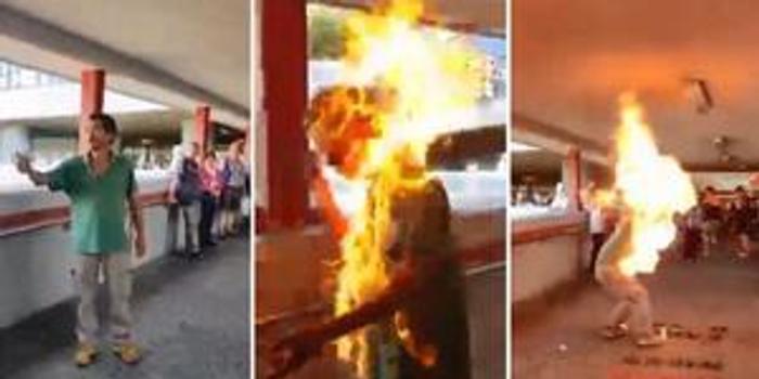 环球时报:香港暴徒点燃反对者 已与IS无异