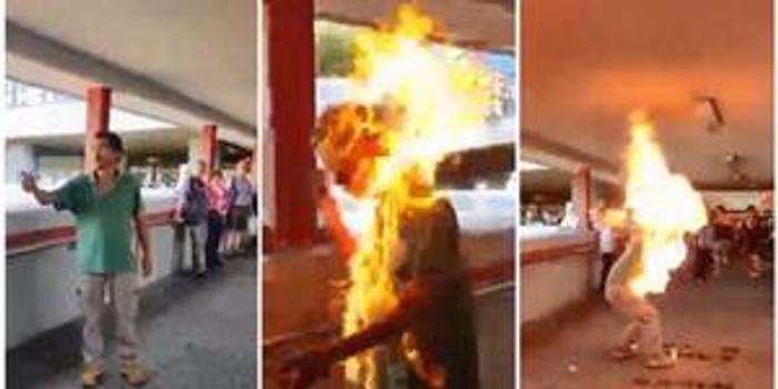 香港暴力升级震动世界 激进分子暴行骇人听闻