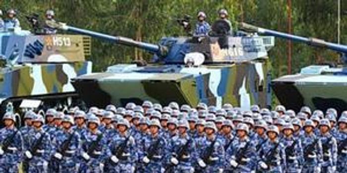 美媒评出全球海军陆战队五强:中国上榜但排韩国之后