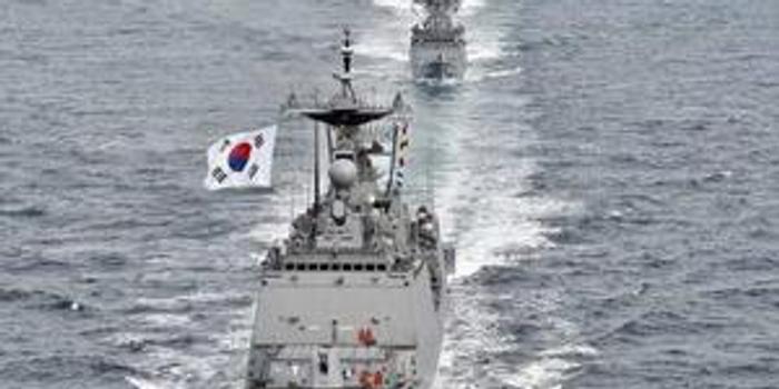 應對中東局勢 韓清海部隊作戰范圍擴至霍爾木茲海峽