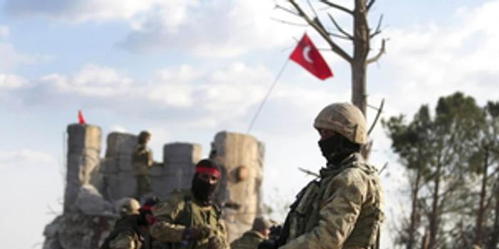 土防长:土军多个据点被叙军包围 若遭袭则猛烈还击