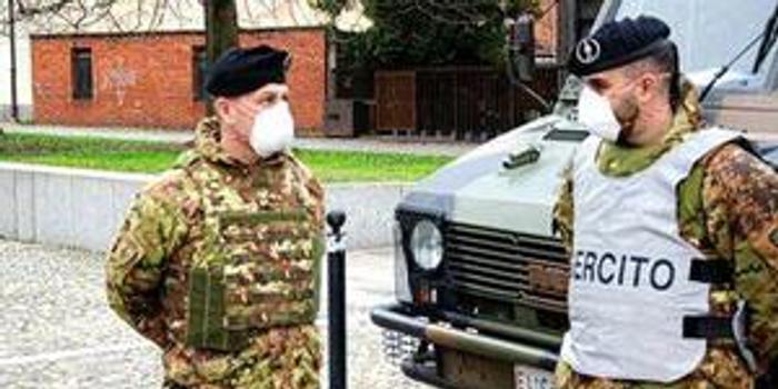 意大利两名宪兵奉调执行抗疫任务 不幸感染病毒殉职