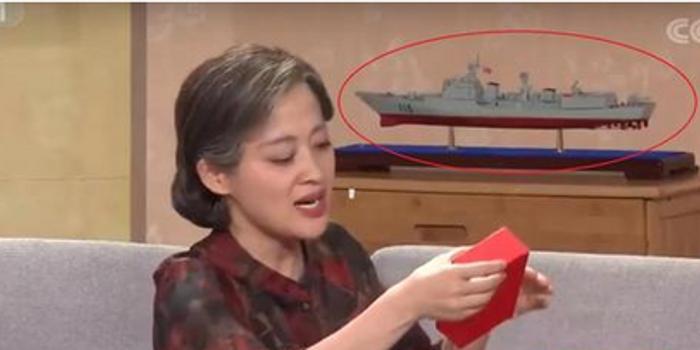 我军051C型沈阳舰客串春晚小品:曾装备进口俄式神盾