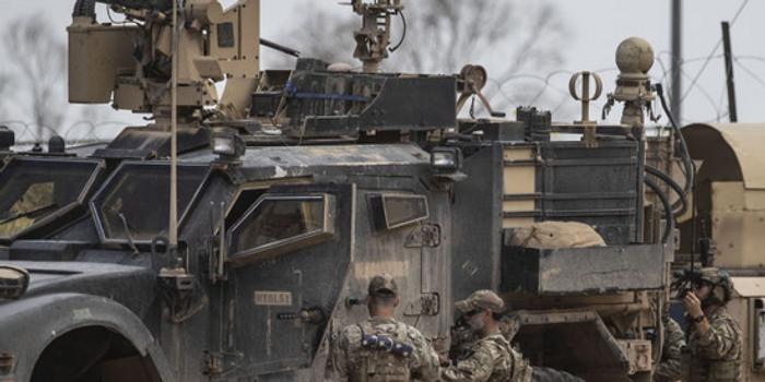 驻叙美军进入战备状态 正转移至伊拉克边界基地