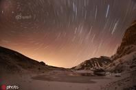 土耳其冰川湖星光闪烁美若画卷
