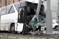 中国游客莫斯科遇车祸致29人伤 多数受伤游客已出院