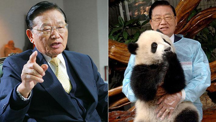 海基会前董事长江丙坤去世
