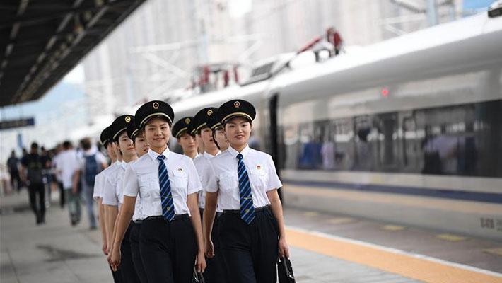 国内铁路将迎首批女动车司机