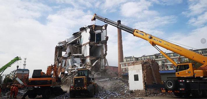 吉林坍塌楼房搜救完成 确认5人遇难