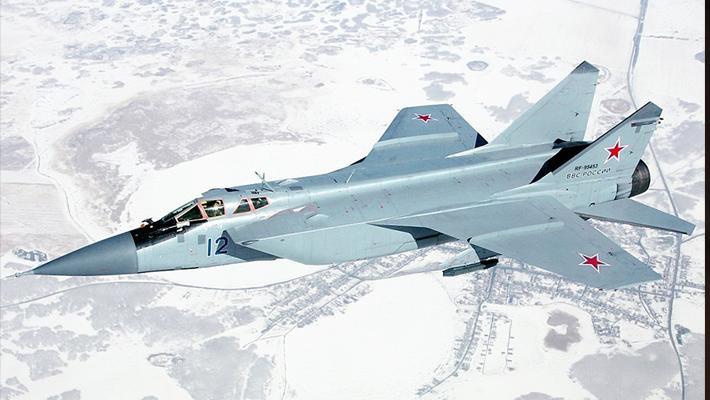 俄军为何对米格31念念不忘?