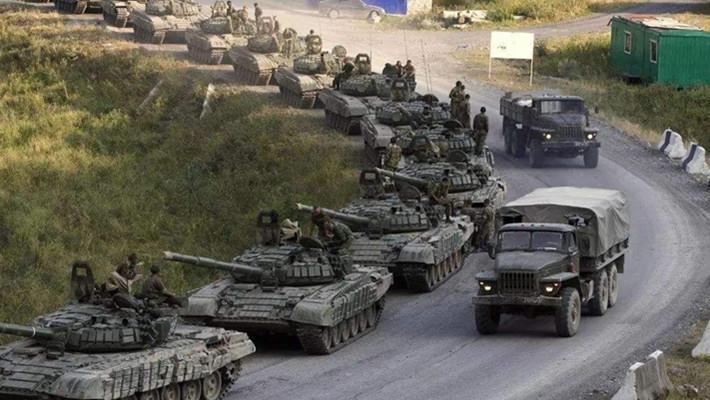 局势升级!十万俄军部署边境