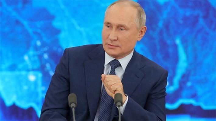普京发表年度国情咨文