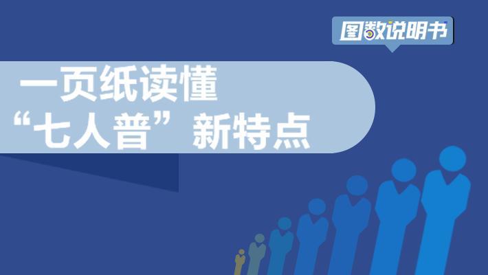 """一页纸读懂""""七人普""""新亮点"""