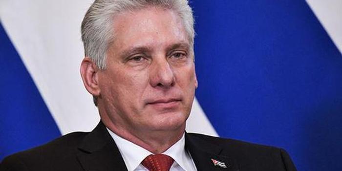 迪亞斯-卡內爾當選古巴共和國主席