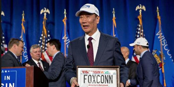 11月30日_富士康在美工廠5月動工 開工合同3400萬美元