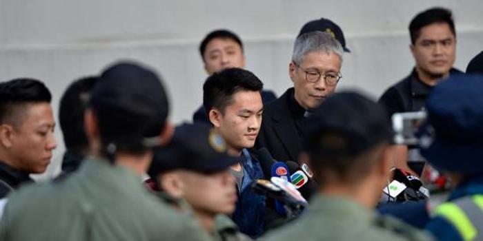 香港保安局:陳同佳案若不能秉持公義 臺方負全責
