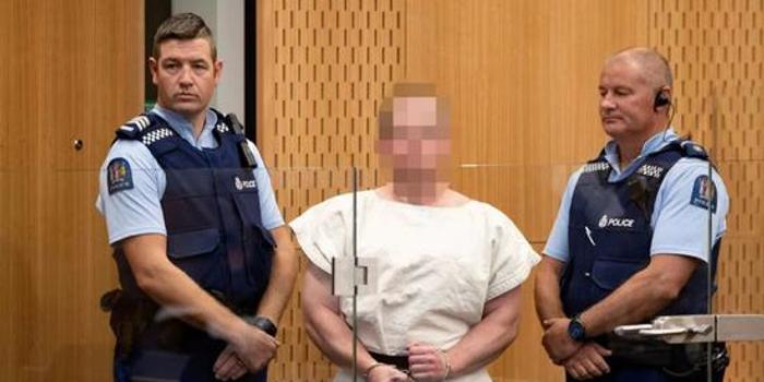 新西蘭槍擊案嫌犯受審 他環游世界卻沉迷于互聯網