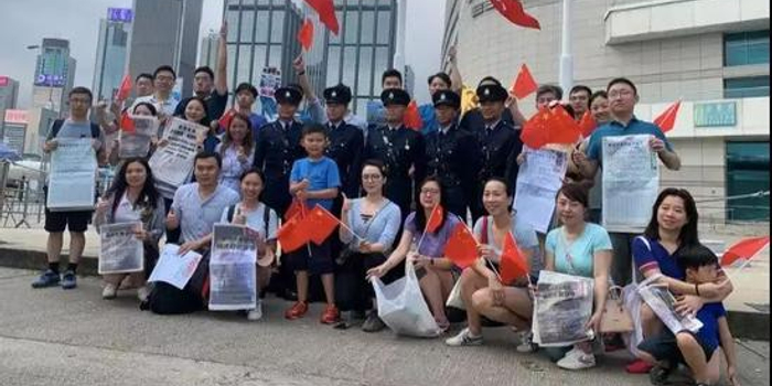 麻將挑戰賽_今天香港報紙被霸屏 全民大動作來了(圖)