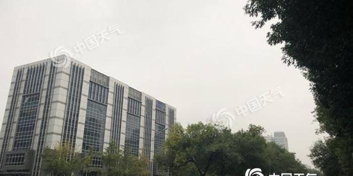 北京晝夜溫差大今天最高氣溫22℃ 明起氣溫下降