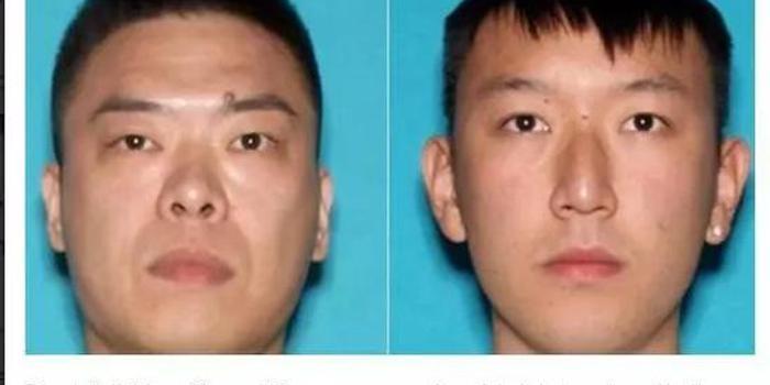 這倆中國人正被FBI通緝:涉綁架殺人案 或已逃回國