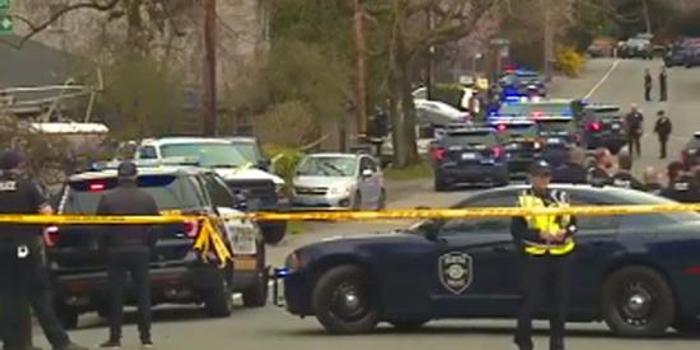 美國西雅圖突發槍擊案 至少4人中槍