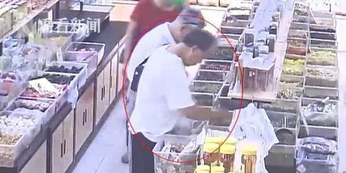自提中藥調理身體?老人偷走超市1000元藥材被拘