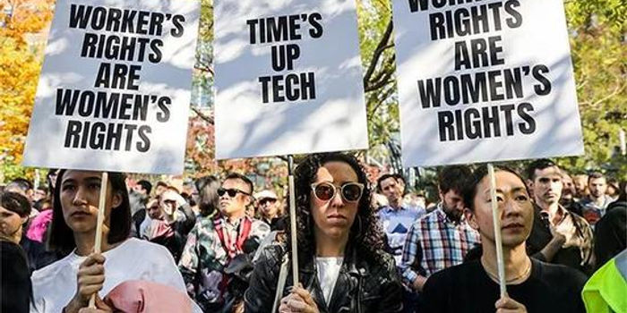 不滿被谷歌解雇 四名雇員決定請聯邦政府主持公道