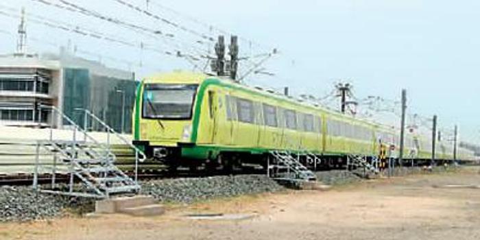 沙特麥加輕軌開始朝覲試運營 由中國鐵建承建(圖)