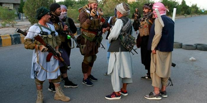 塔利班攻打大城市