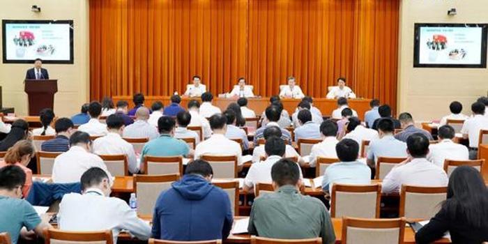 中央政法委書記南下回京后 部署了重要任務