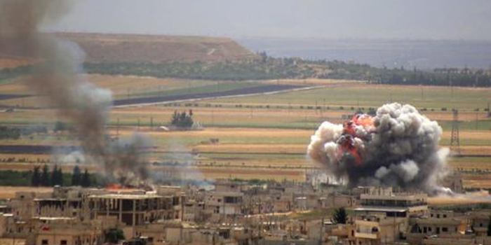 法媒:敘政府軍與極端組織沖突已致83人死亡