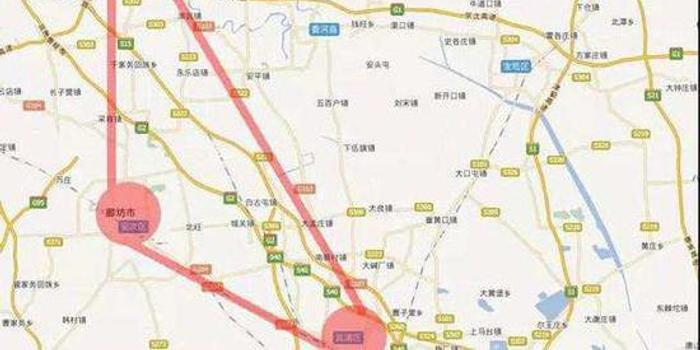 北京通州天津武清河北廊坊有望下半年新建輕軌