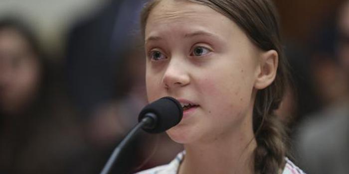 普京評瑞典環保少女:我并不對她的演講感到興奮