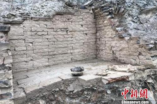 湖北郧西发明墓葬群 可追溯到新莽时代
