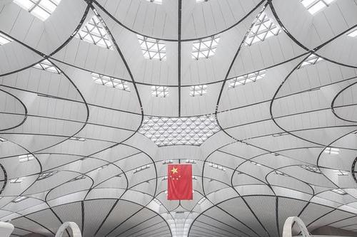 北京大年夜兴国际机场将落成 提前探访机场内景