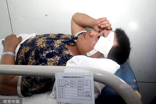 河南义马气化厂爆炸致15人遇难 受伤职工病院接收紧急救治