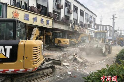 无锡小吃店爆炸9人遇难 救济已停止