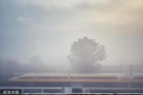 北京宣布大年夜雾黄色预警旌旗灯号