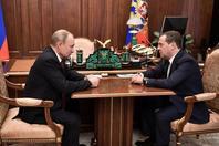 俄总理梅德韦杰夫宣布政府提出辞职
