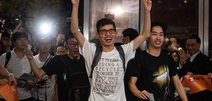 广深港高铁开通 迎首批乘客
