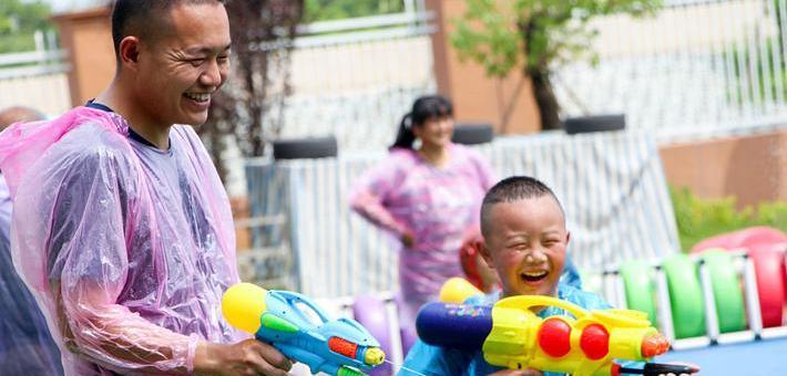 父亲节精选:父与子的独家记忆