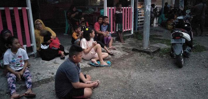 印尼发生7.3级地震 未引发海啸预警
