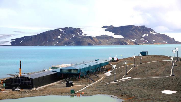 新建南极研究站被赞最酷建筑